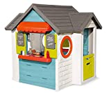 Smoby 7600810403 – Chef Haus - Multifunktionshaus für Kinder für drinnen und draußen,...