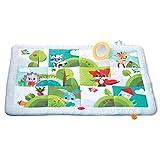 Tiny Love Baby Krabbeldecke 'Super Mat' - Meadow Days Design, große Baby-Spieldecke im...