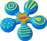 HABA 304289 - Greifling Stern blau, Baby- und Kleinkindspielzeug aus Kunststoff, hilft...