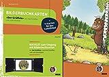 Bilderbuchkarten »Der Grüffelo« von Axel Scheffler und Julia Donaldson: Mit Booklet zum...