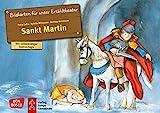 Bildkarten für unser Erzähltheater: Sankt Martin. Kamishibai Bildkartenset. Entdecken....