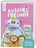 kullaloo Kuschelfreunde: 3 Labels zum Annähen. Plotterdateien und Stickdateien zum...