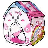 Fajiabao Kinderzelt Spielzelt Mädchen und Junge Zelt Kinderzimmer für Kinder Spielhaus...