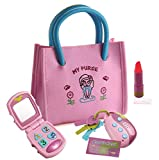 Dress Up America 4102k Kinder Playkidz Meine erste Geldbörse-Pretend Play Prinzessin Set...
