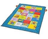Taf Toys 10845 Sehr große Spieldecke, Baby Krabbeldecke, Erlebnisdecke, 100 x 150 cm,...*