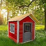 Home Deluxe - Spielhaus aus Holz für Kinder - umweltfreundliches Kinderspielhaus - Das...