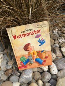 Buch das kleine wutmonster von Britta Schwarz und Manfred Tophoven