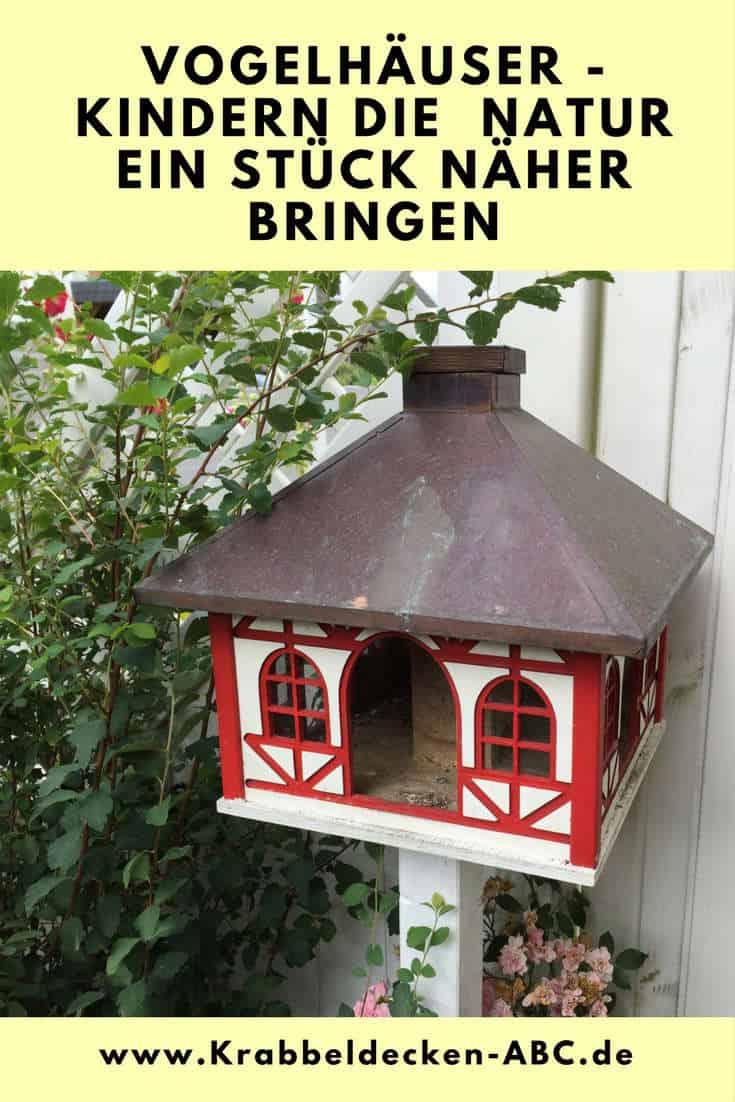 Vogelhäuser für kinder