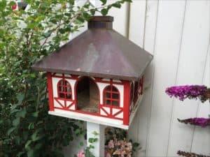 Vogelhäuser für Kinder - Futterhaus