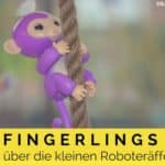 Fingerlings – Das interaktive Roboteräffchen