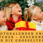 Fotokalender und Fotobücher – persönliche Geschenkideen für die Großeltern