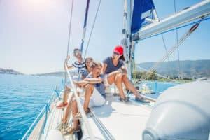 Segeln mit Kindern: Vorbereitungen für den perfekten Ostseetörn