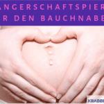 Schwangerschaftspiercings für den Bauchnabel