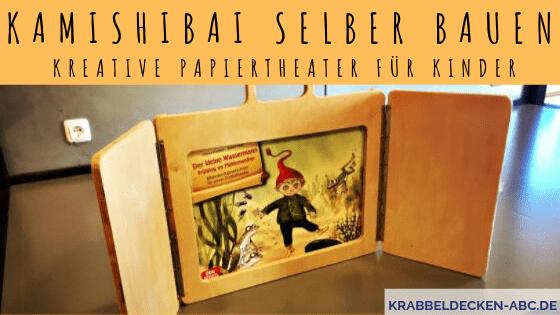 Kamishibai Selber bauen DIY Anleitung