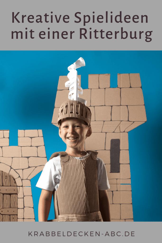 Kreative Spielideen mit einer Ritterburg