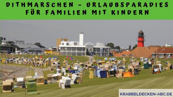 Dithmarschen – Urlaubsparadies fuer Familien mit Kindern