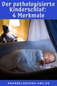 Der pathologisierte Kinderschlaf 4 Merkmale pinterest