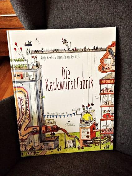 Die Kackwurstfabrik Cover kl