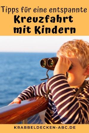 Tipps fuer eine entspannte Kreuzfahrt mit Kindern