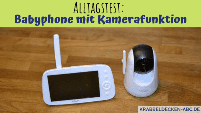 Alltagstest Babyphone VAVA Babymonitor mit Kamerafunktion