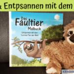Malen & Entspannen mit dem Faultier Malbuch
