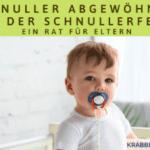 Schnuller abgewöhnen mit der Schnullerfee – ein Rat für Eltern