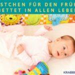 Babynestchen für den Frühling – Gut gebettet in allen Lebenslagen