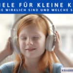 Hörspiele für kleine Kinder: Wie gut sie wirklich sind und welche sich eignen