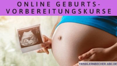 Online Geburtsvorbereitungskurse