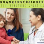 Kinderkrankenversicherungen – Individuelle Beratung spart bares Geld