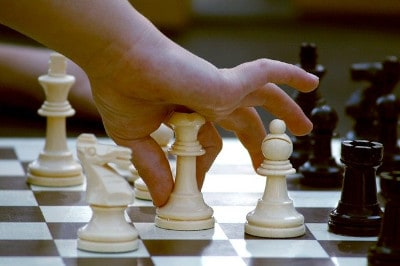 Schach Hobby für Kinder