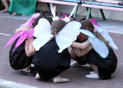 Tanzen als Hobby für Kinder