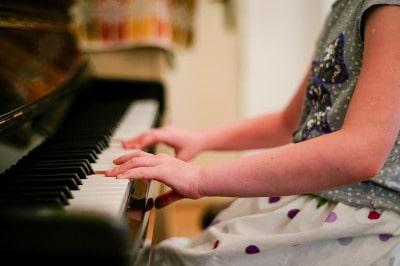 Instrument lernen für Kinder