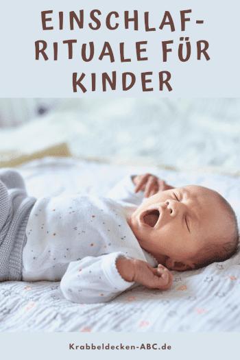 Einschlafrituale für Kinder Pinterest