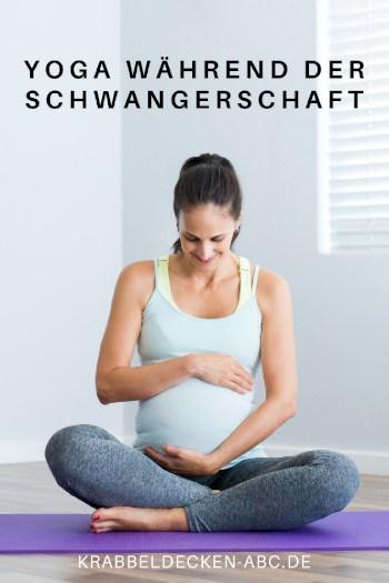 Yoga während der Schwangerschaft Pinterest