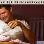 Geschenke für frischgebackene Väter
