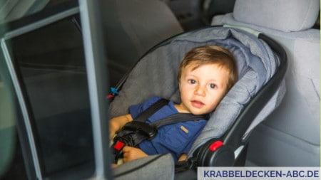 Reboarder Kindersitz Vorteile