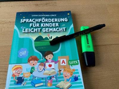Sprachförderung für Kinder leicht gemacht klein